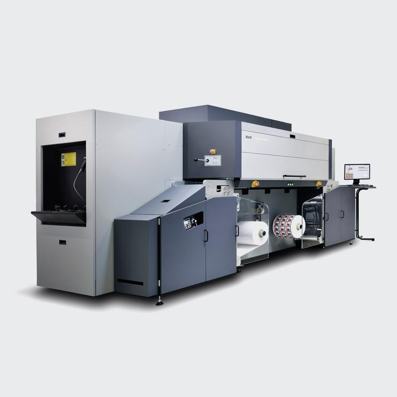 Empresas de impressão digital