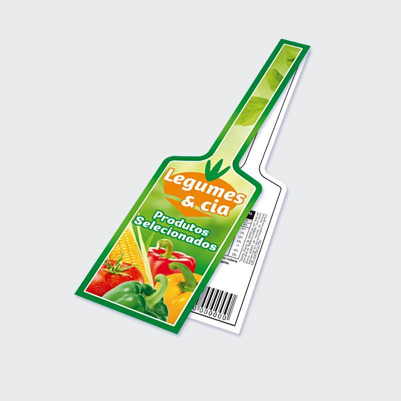Etiquetas para supermercados