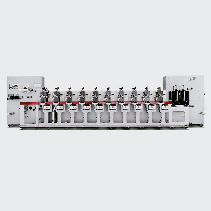 Fabrica de rótulos de garrafas