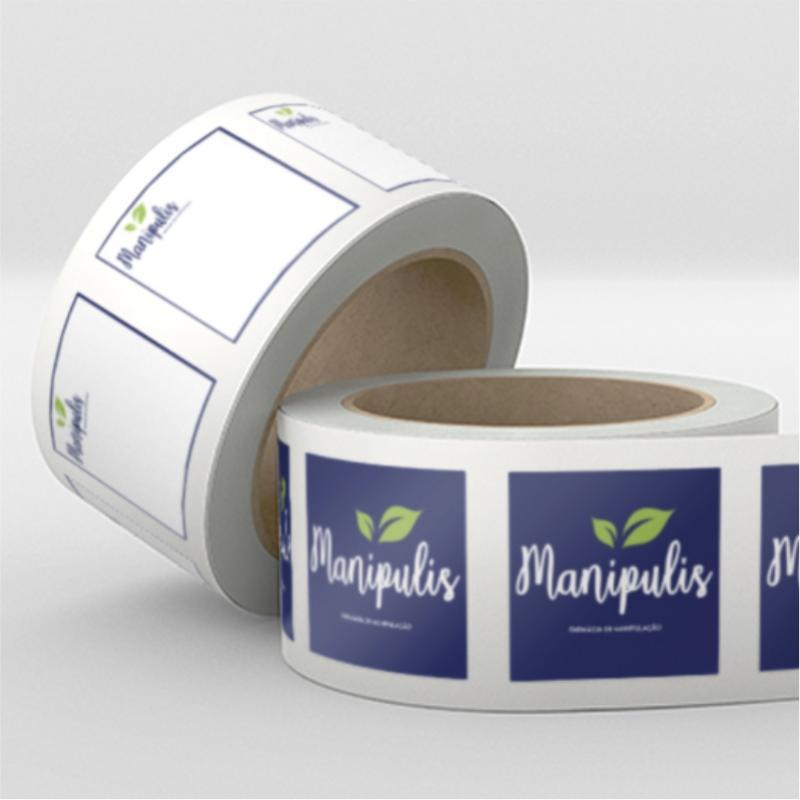 Rotulos personalizados para farmacia de manipulação