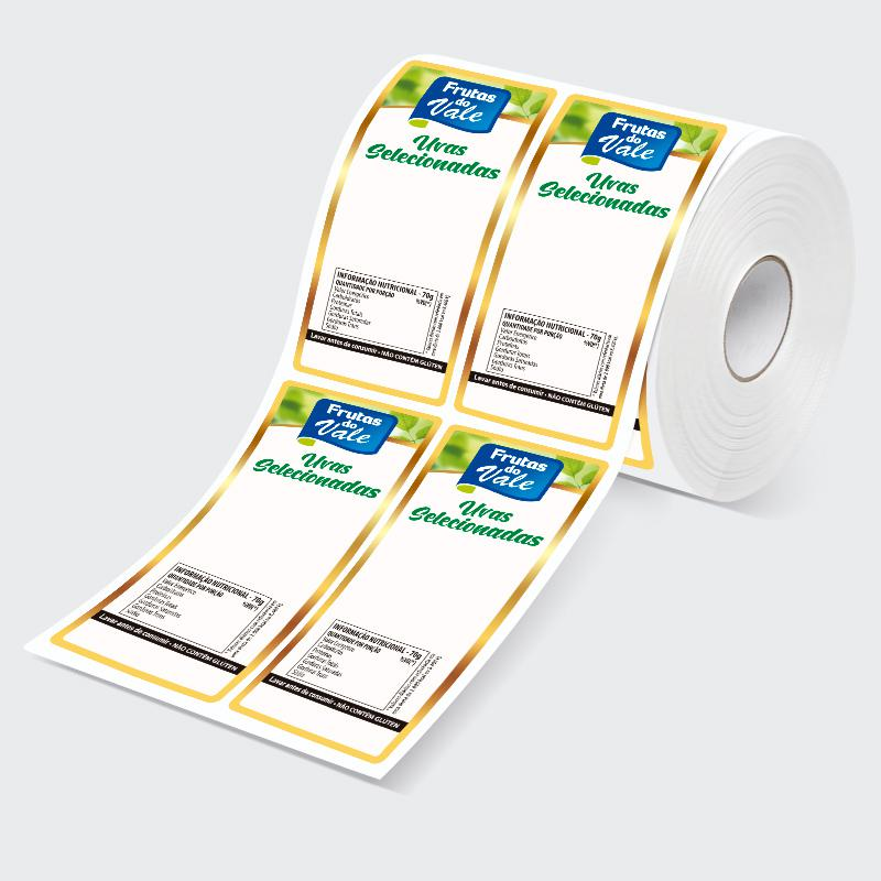 Tags e etiquetas personalizadas