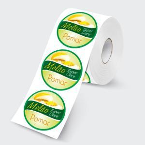 Etiquetas para gondolas de supermercado